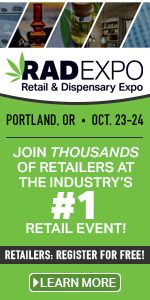 RAD Expo Retail and Dispensary Expo