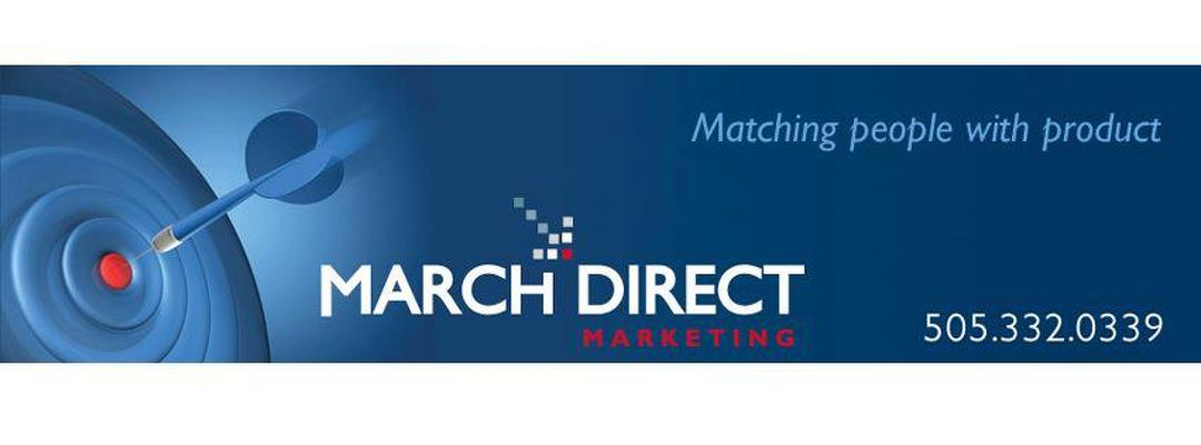 March Direct Marketing