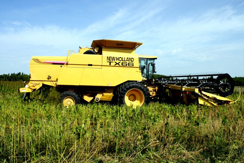 Hemp Farm Equipment